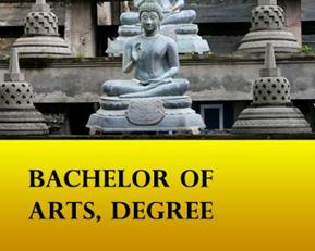 Bachelor Of Arts Degree
