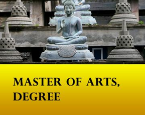 Master of Arts Degree